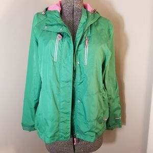 Free Country XL Athletx Series Windbreaker Hooded